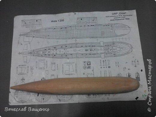 Готовая модель проекта 636.3 Варшавянка фото 3
