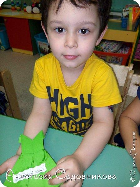 """Оригами """"Платье"""" фото 8"""