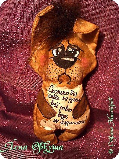Мои Новогодние Кофейные позитивные Собачки! С приятным ароматом кофе и ванили! С магнитиком. фото 9
