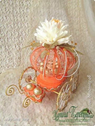 Букет из грецких орехов и конфет Коркунов.  Подготовка к Новому году фото 16