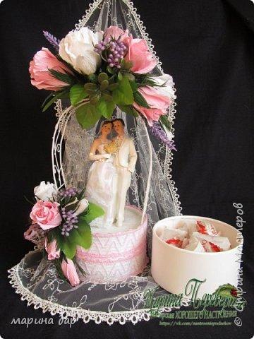Букет из грецких орехов и конфет Коркунов.  Подготовка к Новому году фото 8