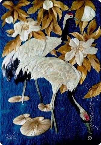 журавль – священная птица, символ здоровья, долголетия и счастья.