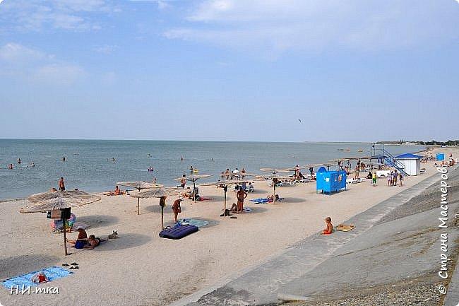 Побывала я нынче в тёплых краях в сентябре. В моей ладони ракушечник с пляжа Азовского моря.  Начну с Краснодара, и расскажу всё по порядку. фото 38