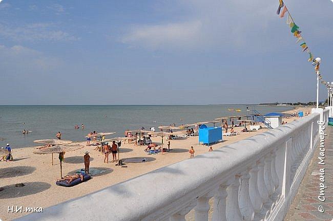 Побывала я нынче в тёплых краях в сентябре. В моей ладони ракушечник с пляжа Азовского моря.  Начну с Краснодара, и расскажу всё по порядку. фото 37