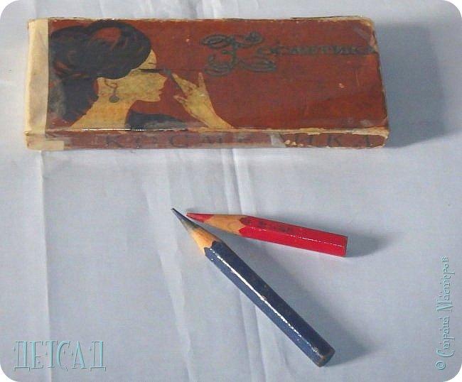 """Посмотрите, какие интересные экспонаты представлены в нашем музее:  Составной карандаш """"Шарики - смайлики"""" Карандаш состоит из отдельных шариков, который скрепляется в единое целое. Каждый шарик-смайлик это маленький карандашик, который отлично выполняет свои функции, пишет, не ломается, хорошо стирается.   фото 3"""