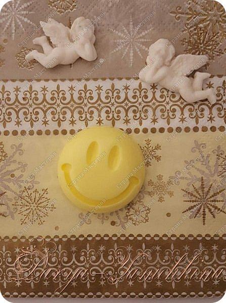 Мыло из мыльной основы. фото 2