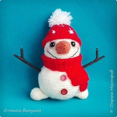 Братцы - снеговики.    фото 3