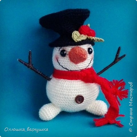 Братцы - снеговики.    фото 4