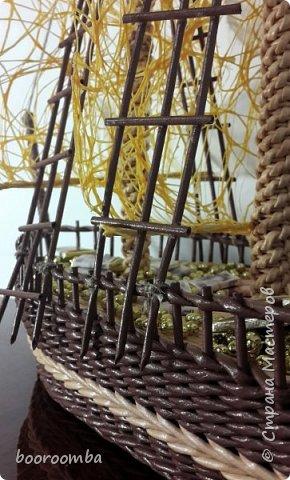 Всем привет!  Талисман УДАЧИ! Корабль - это всегда движение, простор и свобода. Встречаем талисман удачи, дарующий необыкновенные возможности в любых начинаниях. Традиционно этот предмет наделяют способностью приносить богатство своим обладателям. Важно чтобы парусник 'плыл' в центр вашего дома или в том направлении, где вы проводите больше всего времени. фото 2