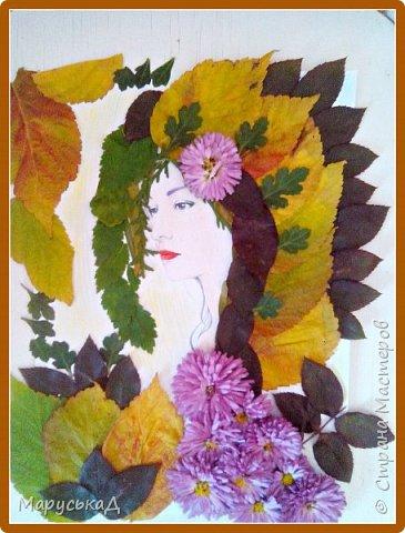 поделка осень  фото 2