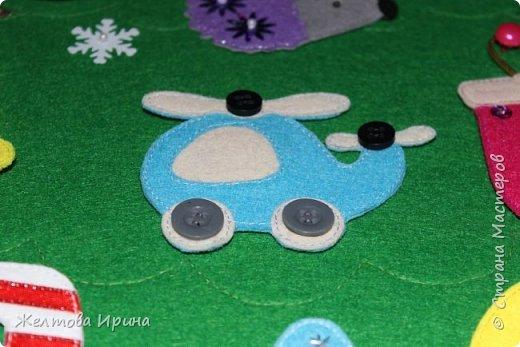 Ёлочка с игрушками фото 5