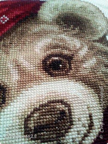 "Подушка ""Мой  медвежонок"" фото 2"
