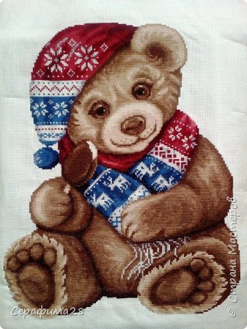 "Подушка ""Мой  медвежонок"" фото 1"