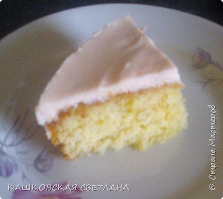 Сахарный пирог - невозможная вкуснятина, больше на торт похож. фото 5