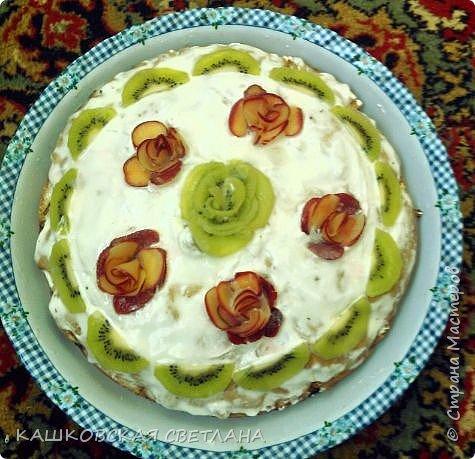 Сахарный пирог - невозможная вкуснятина, больше на торт похож. фото 8