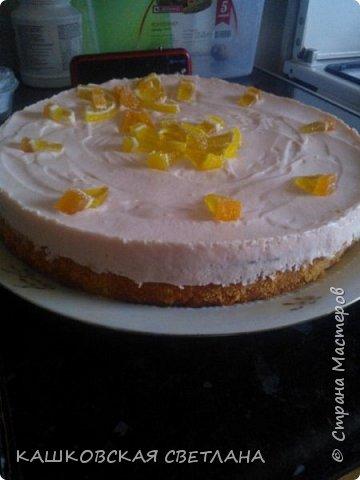 Сахарный пирог - невозможная вкуснятина, больше на торт похож. фото 4