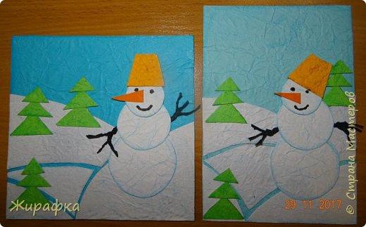 Снеговики наступают... фото 5