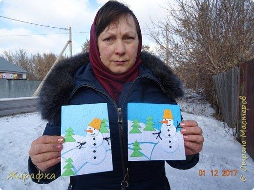 Снеговики наступают... фото 7
