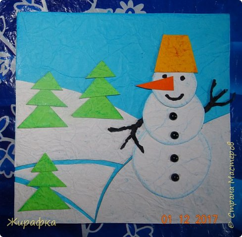 Снеговики наступают... фото 8