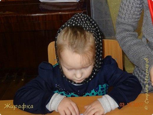 Маленькая снежинка Миланы, жёлтая Кристины  и бело-фиолетовая, хотя по фото этого и не скажешь, Даши. фото 6