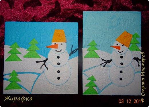 Снеговики наступают... фото 10