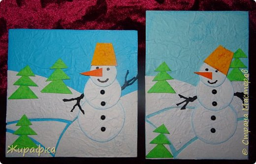 Снеговики наступают... фото 1