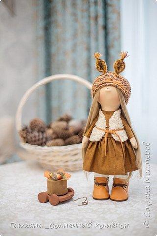 Зимняя малышка Снежана фото 12