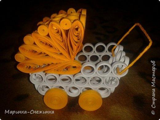 Детская коляска фото 2