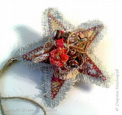 """Здравствуйте, дорогие жители """"Страны Мастеров""""! Хочу показать вам подвески- звёзды, которые сделала по МК замечательной мастерицы Татьяны (Cherry Lady).  фото 12"""