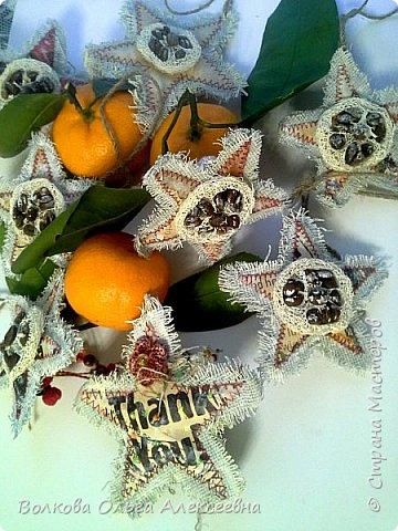 """Здравствуйте, дорогие жители """"Страны Мастеров""""! Хочу показать вам подвески- звёзды, которые сделала по МК замечательной мастерицы Татьяны (Cherry Lady).  фото 3"""