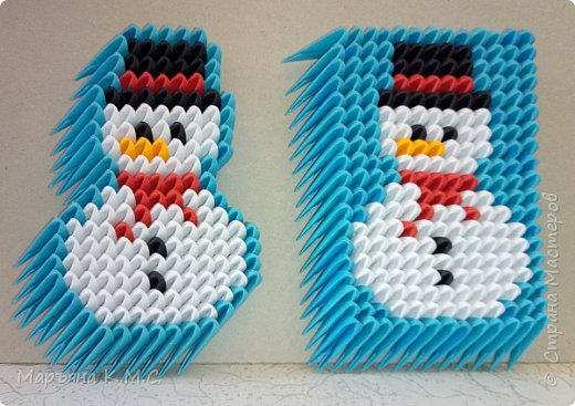 Вот такие смешные и маленькие снеговички поднимают мне настроение. Картинку нашла в инете. фото 14
