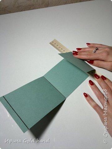 Открытка сделанная своими руками всегда будет приятным подарком. В своём мастер-классе я расскажу, как сделать небольшую открытку для любого торжества.  фото 4
