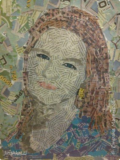 Все три работы я выполняла по урокам Dari Art в инете. Мне просто хотелось порисовать, мне это нравится, но к сожалению я умею только копировать, срисовывать чьи-то работы... Эта работа была подарена другу нашей семьи, замечательной Леночке Васильевне.  фото 5