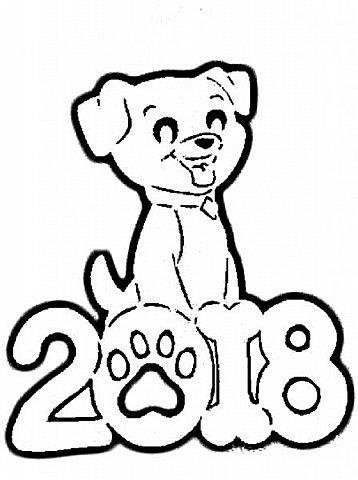 """Несколько лет ждала эта очаровательная собачка своей очереди,  обитая в моих """"картиночных"""" запасах...  Нарисовала шаблончик. И вот она - моя симпатяга - такая получилась. фото 24"""