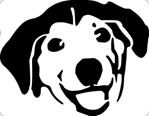 """Несколько лет ждала эта очаровательная собачка своей очереди,  обитая в моих """"картиночных"""" запасах...  Нарисовала шаблончик. И вот она - моя симпатяга - такая получилась. фото 30"""