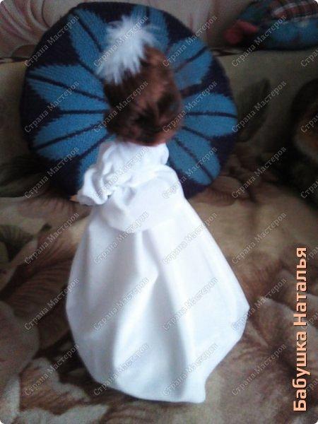 Куколка с одной ручкой... фото 3