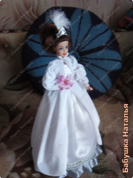 Куколка с одной ручкой... фото 4