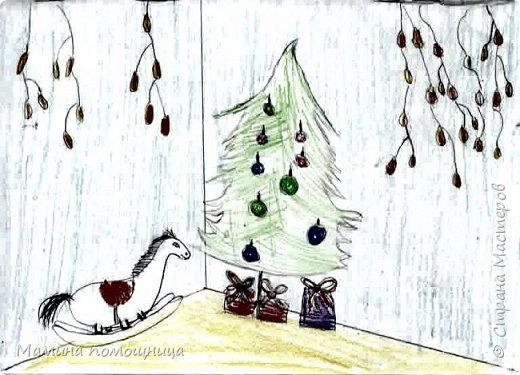 Здравствуйте, Мастера! Традиционно с 1 декабря нам пишет письма с заданиями Дед Мороз! В этом году София уже пошла в школу, и выполняет все задания самостоятельно. Что очень радует.  Для связи с Дедом Морозом мы используем прошлогодний почтовый ящик, о нём ниже. Задания Дед Мороз нынче пишет прописными буквами - ведь София уже научилась их читать и писать.  Начнём: Первые три задания для адвента - это посмотреть мультфильм о снеговике, сделать снеговика в любой технике, и повторить стишок, который учили в прошлом году, он тоже о снеговике. У нас получилась большая компания снеговиков. Вязаного мы создавали вместе, а остальных София придумывала и делала самостоятельно. фото 2