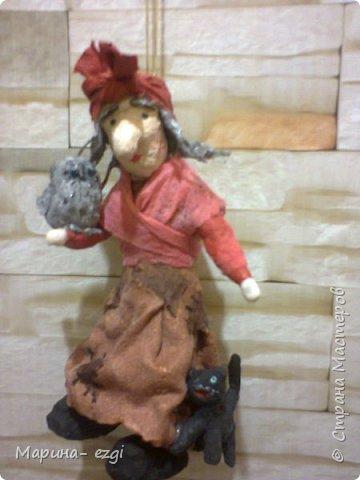Доброго времени суток. Встречайте новые игрушки.                                                                                                                                       Новогодняя почта спешит к вам)) В VK был  МК Светы Ивановой-Хачатурян. Спасибо ей,мишки потрясающие))) фото 6