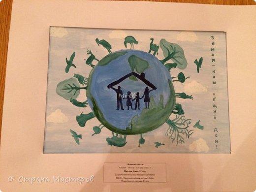 """Здравствуй """"Страна Мастеров"""" Хочу поделится рисунками своей дочки. Рисует она почти с пелёнок, ну 1,5 лет точно. Хочу показать вам некоторые рисунки: 1 Первый рисунок """"Сказки зимнего леса"""", рисовала в 10 лет в школу на конкурс, получила первое место. фото 22"""