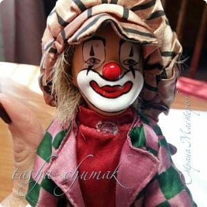 Привет! Я вернул вам вашу Ташку! Небось скучали?...   Есть у Ташки подружка, обожает клоунов.   фото 7