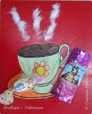 Морозным зимним вечером предлагаем выпить чашечку ароматного чая или кофе с конфеткой. фото 5