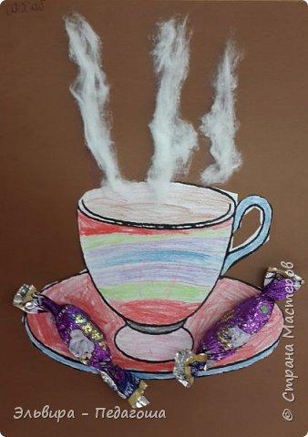 Морозным зимним вечером предлагаем выпить чашечку ароматного чая или кофе с конфеткой. фото 12