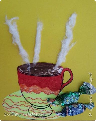 Морозным зимним вечером предлагаем выпить чашечку ароматного чая или кофе с конфеткой. фото 17