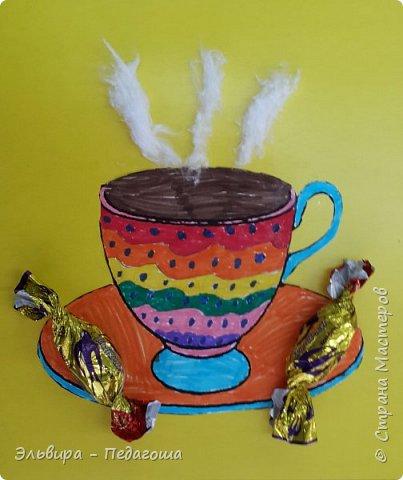Морозным зимним вечером предлагаем выпить чашечку ароматного чая или кофе с конфеткой. фото 19