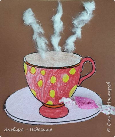 Морозным зимним вечером предлагаем выпить чашечку ароматного чая или кофе с конфеткой. фото 16