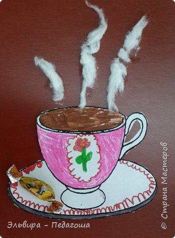 Морозным зимним вечером предлагаем выпить чашечку ароматного чая или кофе с конфеткой. фото 1