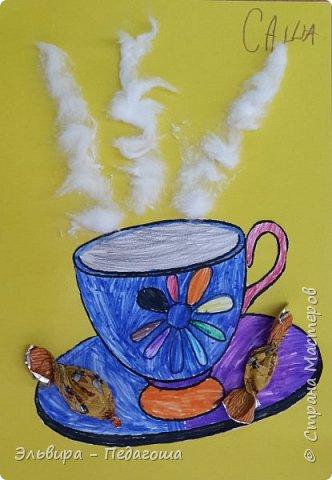 Морозным зимним вечером предлагаем выпить чашечку ароматного чая или кофе с конфеткой. фото 21
