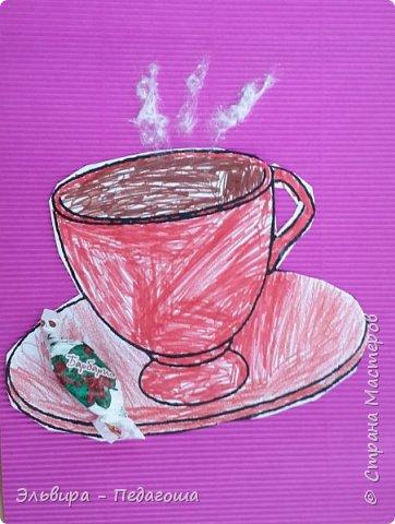 Морозным зимним вечером предлагаем выпить чашечку ароматного чая или кофе с конфеткой. фото 18