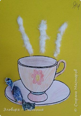 Морозным зимним вечером предлагаем выпить чашечку ароматного чая или кофе с конфеткой. фото 2